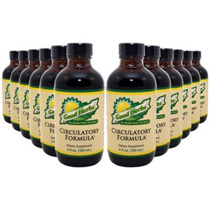 Picture of Circulatory Formula (4oz) - 12 Pack